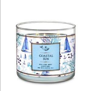 Costal Sun 3-Wick Candle